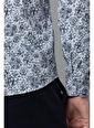 Lufian Trodos Smart Gömlek Slim Fit  Lacivert